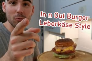 In n Out Burger Rezept