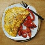 Omelette selber machen - Omelette Wien