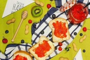 Marmelade einfach selber machen | Marmelade Rezept