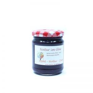 Apfel Holler Zimt Marmelade | Imkerei Kubista im Tasty Retro