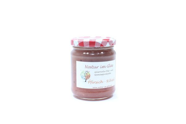Pfirsich Ribisel Marmelade kaufen | Tasty Retro