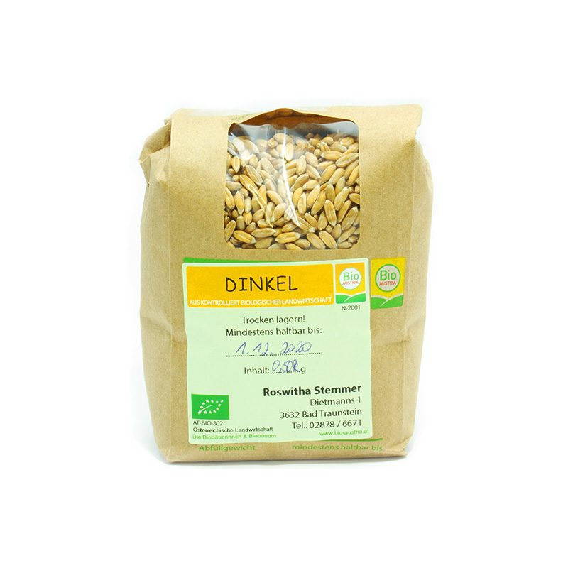 Dinkel | Online Shop Tasty Retro