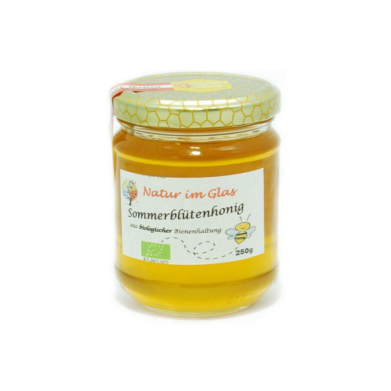 Bio Sommerblütenhonig | Tasty Retro Honig online kaufen